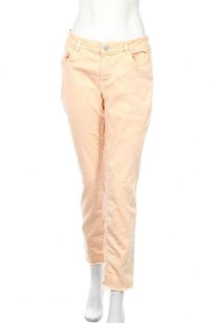 Дамски дънки Tom Tailor, Размер L, Цвят Розов, 98% памук, 2% еластан, Цена 20,50лв.