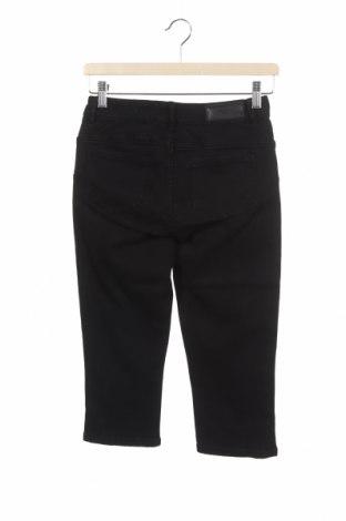 Дамски дънки Vero Moda, Размер XS, Цвят Черен, 72% памук, 26% полиестер, 2% еластан, Цена 20,01лв.