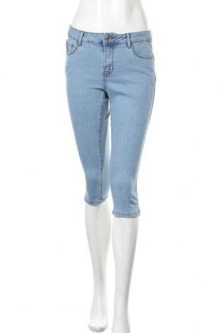 Дамски дънки Vero Moda, Размер M, Цвят Син, 72% памук, 26% полиестер, 2% еластан, Цена 19,32лв.