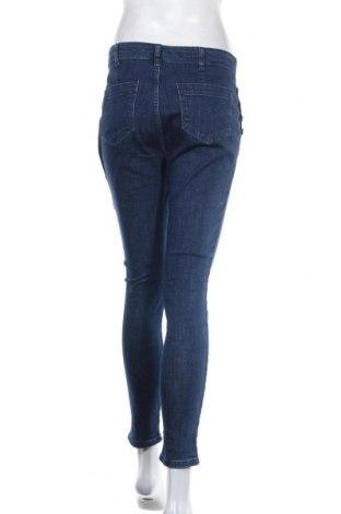 Дамски дънки Vivance, Размер M, Цвят Син, 97% памук, 3% еластан, Цена 26,64лв.