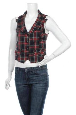 Дамски елек Jennifer Taylor, Размер L, Цвят Многоцветен, 95% памук, 5% еластан, Цена 4,73лв.