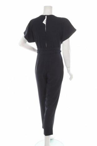 Salopetă de femei Zara, Mărime S, Culoare Albastru, 96% poliester, 4% elastan, Preț 170,23 Lei
