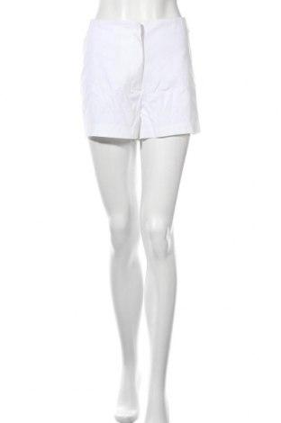 Pantaloni scurți de femei, Mărime L, Culoare Alb, Preț 36,84 Lei