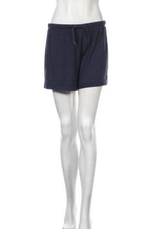 Pantaloni scurți de femei Super.Natural, Mărime M, Culoare Albastru, 48% lână, 48% poliester, 4% elastan, Preț 43,42 Lei