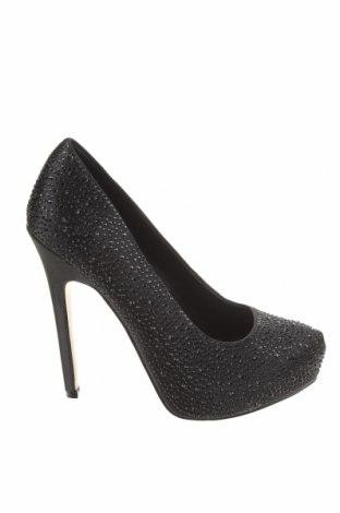 Дамски обувки Aldo, Размер 36, Цвят Черен, Текстил, Цена 22,25лв.
