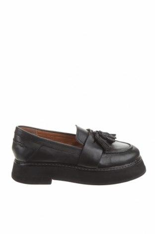 Dámské boty  Urban Outfitters, Velikost 38, Barva Černá, Pravá kůže, Cena  524,00Kč