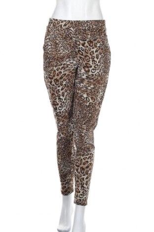 Дамски панталон, Размер L, Цвят Многоцветен, Полиестер, Цена 10,29лв.