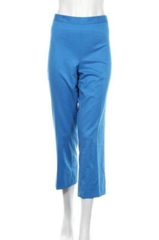 Дамски панталон 2ND Day, Размер L, Цвят Син, 76% полиестер, 21% вискоза, 3% еластан, Цена 119,25лв.