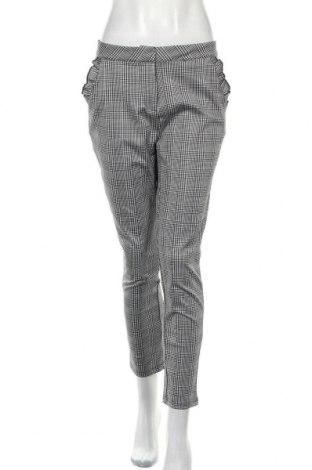 Дамски панталон Ally, Размер M, Цвят Черен, 65% памук, 35% полиестер, Цена 12,29лв.