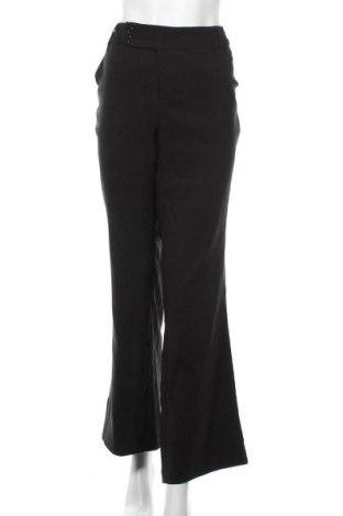 Дамски панталон Anko, Размер XXL, Цвят Черен, 94% полиестер, 3% вискоза, 3% еластан, Цена 11,34лв.