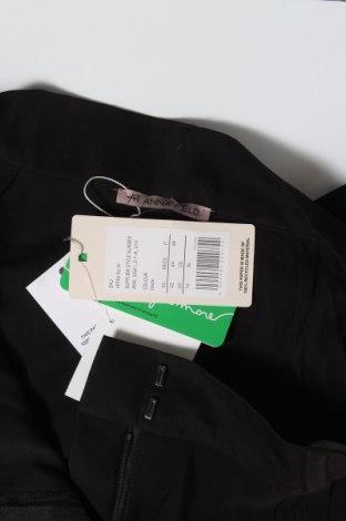 Дамски панталон Anna Field, Размер L, Цвят Черен, 90% вискоза, 10% полиестер, Цена 15,59лв.