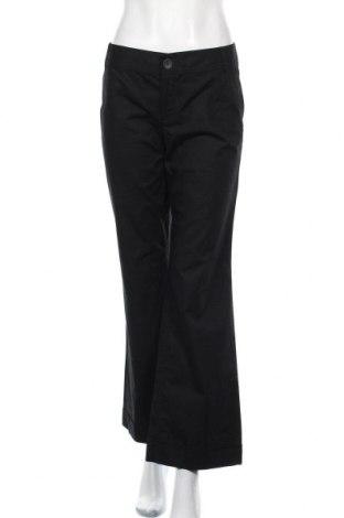 Дамски панталон Banana Republic, Размер M, Цвят Черен, 96% памук, 4% еластан, Цена 8,09лв.