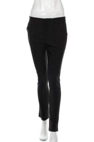 Дамски панталон Brilliant, Размер M, Цвят Черен, Вискоза, полиамид, еластан, Цена 9,56лв.