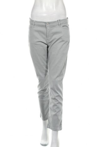 Дамски панталон Cop.copine, Размер L, Цвят Сив, 46% лиосел, 25% памук, 19% модал, 10% еластан, Цена 13,73лв.