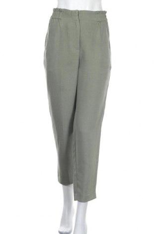 Дамски панталон Country Road, Размер M, Цвят Зелен, 55% вискоза, 45% полиестер, Цена 12,34лв.