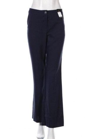 Дамски панталон David Jones, Размер S, Цвят Син, Полиестер, Цена 15,66лв.