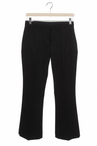 Дамски панталон Day Birger Et Mikkelsen, Размер XS, Цвят Черен, 76% полиестер, 21% вискоза, 3% еластан, Цена 20,64лв.