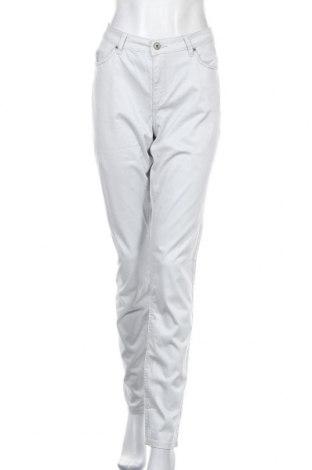 Дамски панталон Didi, Размер L, Цвят Сив, 97% памук, 3% еластан, Цена 12,29лв.