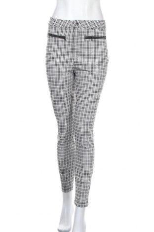 Дамски панталон Factorie, Размер M, Цвят Черен, 74% вискоза, 22% полиамид, 4% еластан, Цена 13,47лв.