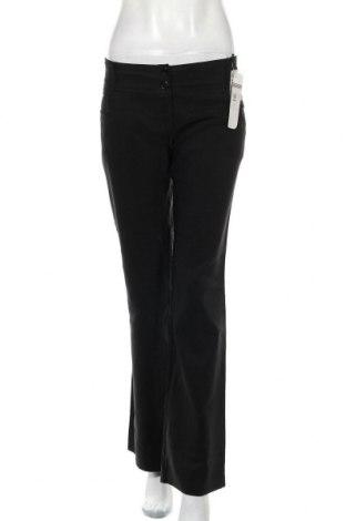 Дамски панталон Forcast, Размер L, Цвят Черен, Полиестер, памук, еластан, Цена 11,03лв.
