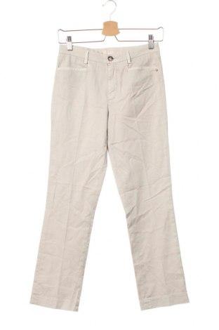 Дамски панталон Gas, Размер XS, Цвят Бежов, 97% памук, 3% еластан, Цена 10,49лв.