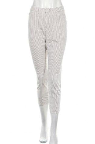 Дамски панталон Gerry Weber, Размер M, Цвят Бежов, 56% памук, 22% полиестер, 18% вискоза, 4% еластан, Цена 9,34лв.