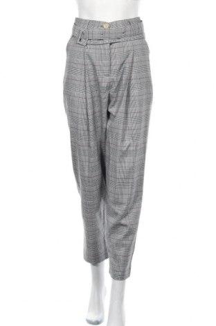 Дамски панталон Ghospell, Размер S, Цвят Сив, Полиестер, Цена 59,25лв.