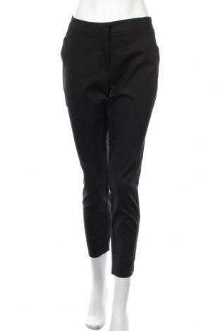 Дамски панталон Glassons, Размер M, Цвят Черен, 63% памук, 34% полиамид, 3% еластан, Цена 14,49лв.