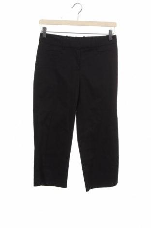 Дамски панталон H&M, Размер XS, Цвят Черен, 68% памук, 30% полиамид, 2% еластан, Цена 3,93лв.