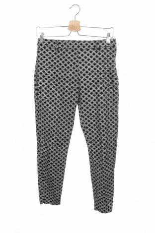 Дамски панталон H&M, Размер XS, Цвят Черен, 65% памук, 33% полиестер, 2% еластан, Цена 8,16лв.
