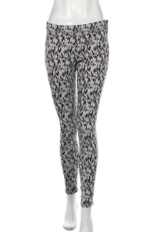 Дамски панталон H&M, Размер S, Цвят Сив, 98% памук, 2% еластан, Цена 6,30лв.