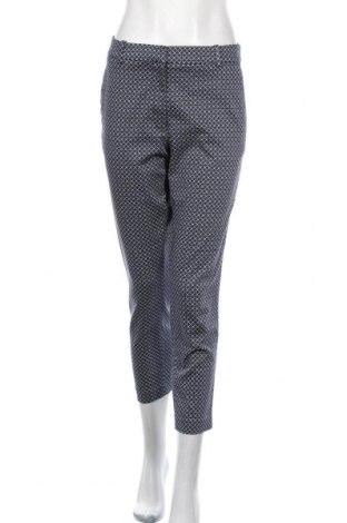 Дамски панталон H&M, Размер L, Цвят Многоцветен, 61% памук, 36% полиестер, 3% еластан, Цена 19,11лв.
