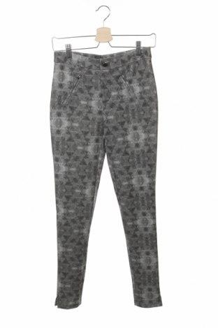 Дамски панталон Hot Options, Размер XS, Цвят Сив, Полиестер, еластан, Цена 3,00лв.