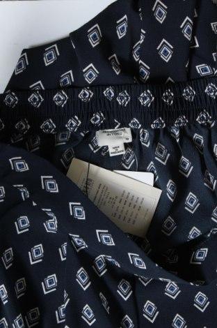 Дамски панталон Jacqueline De Yong, Размер M, Цвят Син, 97% полиестер, 3% еластан, Цена 9,73лв.