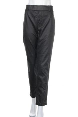 Дамски панталон Katies, Размер XL, Цвят Черен, 66% памук, 32% полиестер, 2% еластан, Цена 20,79лв.