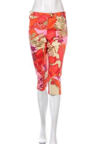 Дамски панталон Marella, Размер M, Цвят Многоцветен, 96% памук, 4% еластан, Цена 40,78лв.