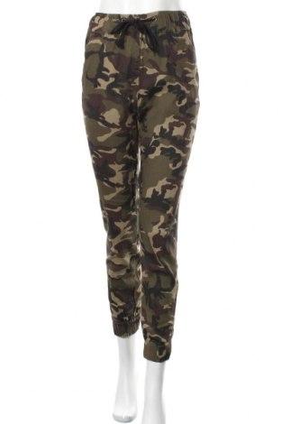 Дамски панталон Meshki, Размер S, Цвят Многоцветен, 97% памук, 3% еластан, Цена 17,90лв.