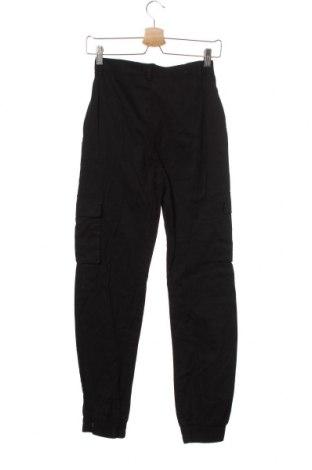 Дамски панталон Missguided, Размер S, Цвят Черен, Памук, Цена 11,73лв.