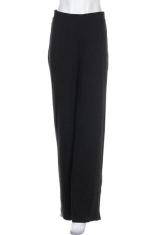 Дамски панталон Missguided, Размер M, Цвят Черен, 95% полиестер, 5% еластан, Цена 14,09лв.
