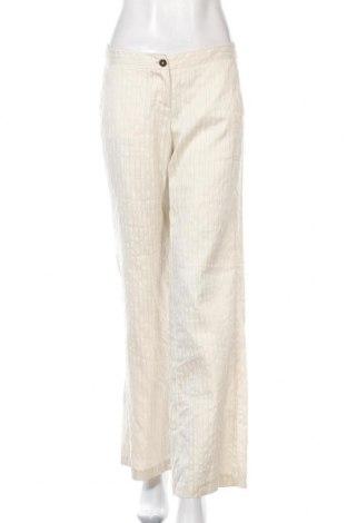 Дамски панталон Motivi, Размер M, Цвят Бежов, Цена 7,94лв.