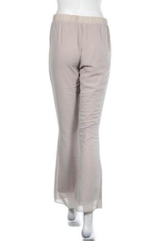 Дамски панталон Myrine, Размер S, Цвят Бежов, 96% тенсел, 4% еластан, Цена 13,58лв.