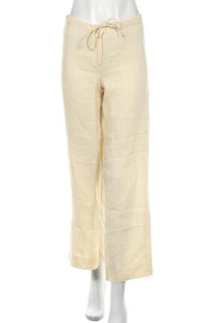Дамски панталон Naf Naf, Размер S, Цвят Бежов, Цена 4,90лв.