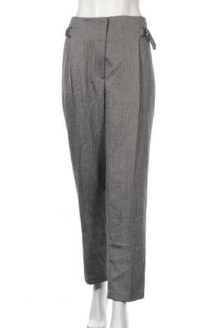 Дамски панталон New Look, Размер XL, Цвят Сив, 85% полиестер, 15% вискоза, Цена 44,25лв.