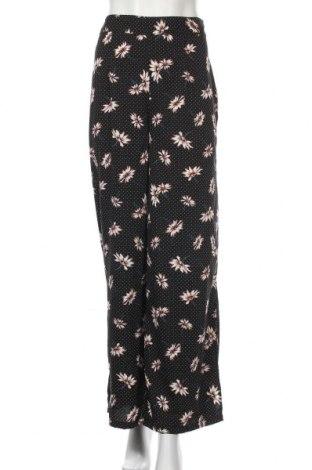Дамски панталон New Look, Размер M, Цвят Черен, Полиестер, Цена 11,21лв.