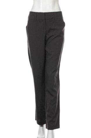 Дамски панталон Now, Размер L, Цвят Сив, Полиестер, Цена 10,25лв.