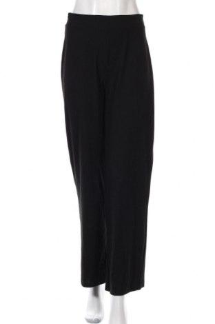 Дамски панталон ONLY, Размер M, Цвят Черен, 65% полиестер, 30% вискоза, 5% еластан, Цена 16,58лв.