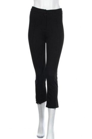 Дамски панталон Object, Размер S, Цвят Черен, 69% вискоза, 26% полиамид, 5% еластан, Цена 14,92лв.