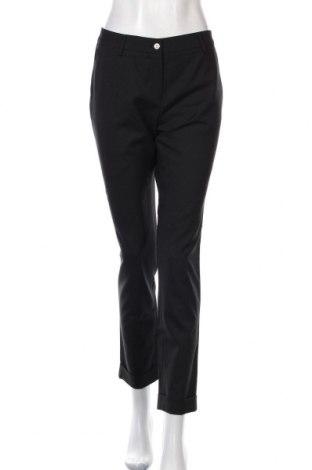 Дамски панталон Oxford, Размер M, Цвят Черен, 50% вълна, 48% полиестер, 2% еластан, Цена 7,35лв.