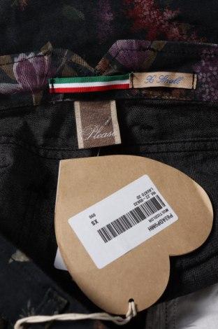 Дамски панталон Please, Размер XS, Цвят Многоцветен, 70% памук, 27% полиестер, 3% еластан, Цена 24,34лв.