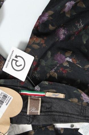 Дамски панталон Please, Размер S, Цвят Многоцветен, 70% памук, 27% полиестер, 3% еластан, Цена 27,34лв.